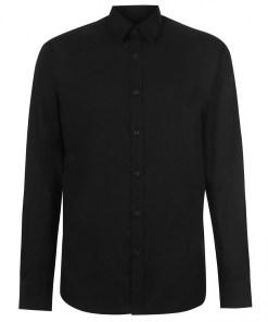 Camasa de blugi Pierre Cardin Long Sleeve Shirt Mens