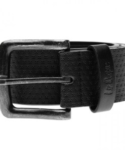 Curea Lee Cooper Pattern Belt Mens