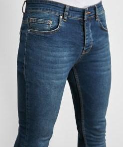 Blugi skinny fit Trendyol Indigo Men's Skinny Jeans