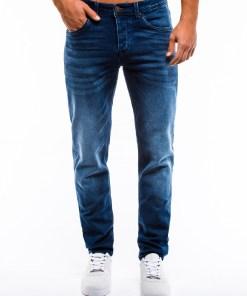 Blugi slim fit Ombre Clothing Men's jeans P864