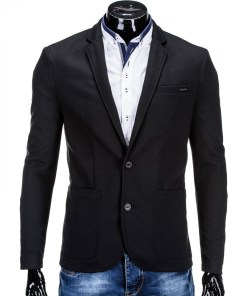 Sacou - Ombre Clothing Men's casual blazer jacket M56 927858
