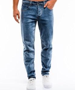 Blugi slim fit Ombre Clothing Men's jeans P863
