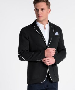 Sacou - Ombre Clothing Elegant men's blazer M81 1004531