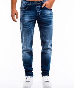 Blugi slim fit Ombre Clothing Men's jeans P858