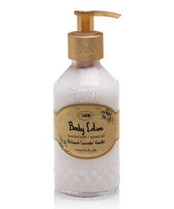 Crema de corp - Sticla Paciulie - Lavanda - Vanilie