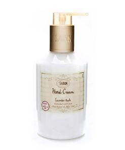 Crema de maini - Sticla Lavanda - Mere