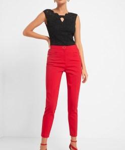 Pantaloni la dungă Piros