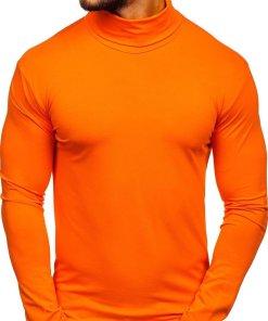Helanca barbati portocaliu Bolf S6963