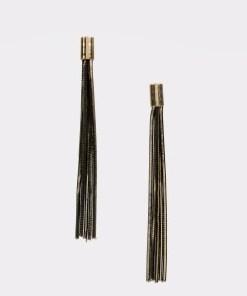 Cercei ALDO negri, Eloelle970, din metal