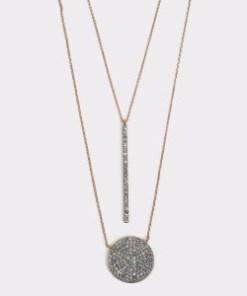Colier ALDO auriu, Ybenawia972, din metal