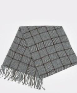 Esarfa ALDO gri, Cardometh003, din material textil