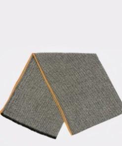 Esarfa ALDO gri, Gleadien021, din material textil