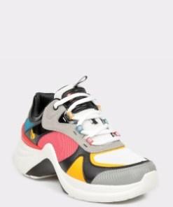 Pantofi sport SKECHERS multicolori, 74190, din material textil