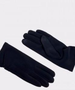 Manusi ALDO bleumarin, Grydia410 , din material textil