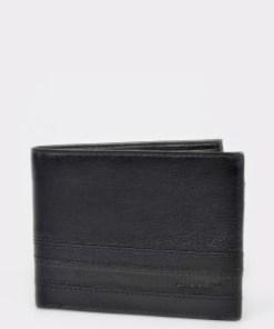 Portofel MARIO FERRETTI negru, 9492929, din piele naturala