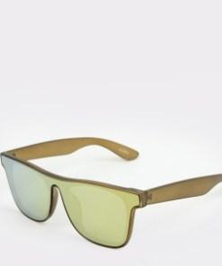 Ochelari de soare ALDO kaki, Ailaniel250, din PVC