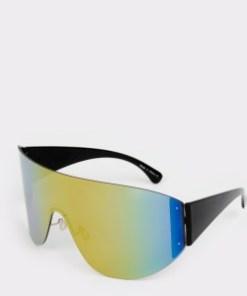 Ochelari de soare ALDO multicolori, Elithrawen961 , din PVC