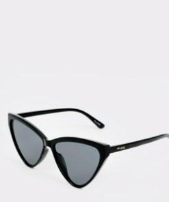 Ochelari de soare ALDO negri, Etiasien001, din PVC