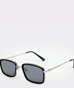 Ochelari de soare ALDO negri, Vanderpool001, din PVC