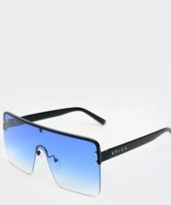 Ochelari de soare EPICA albastri, 494491, din PVC
