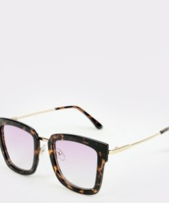Ochelari de soare EPICA maro, 488794, din PVC