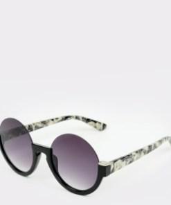 Ochelari de soare EPICA negri, 328404, din PVC