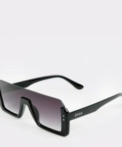 Ochelari de soare EPICA negri, 508204, din PVC