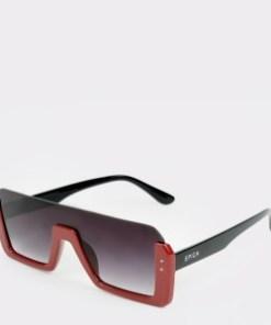 Ochelari de soare EPICA rosii 508204, din PVC