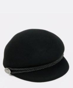 Palarie ALDO neagra, Lurwen001, din material textil