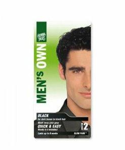 Vopsea par barbati, Men's Own, Medium Blond, Black, 80 ml