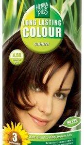 Vopsea par, Long Lasting Colour, Auburn 4.56, 100 ml