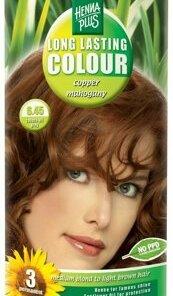 Vopsea par, Long Lasting Colour, Copper Mahogany 6.45, 100 ml