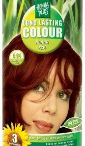 Vopsea par, Long Lasting Colour, Henna Red 5.64, 100 ml