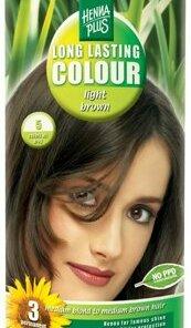 Vopsea par, Long Lasting Colour, Light Brown 5, 100 ml