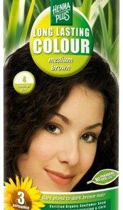 Vopsea par, Long Lasting Colour, Medium Brown 4, 100 ml