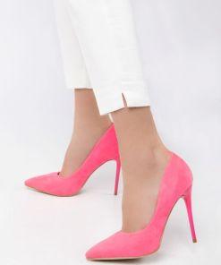 Pantofi stiletto Elama V2 Roz