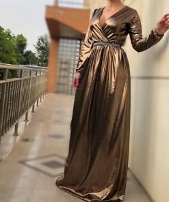 Rochie eleganta lunga Valentina 6