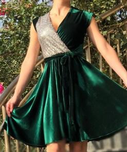 Rochie eleganta scurta Sofia