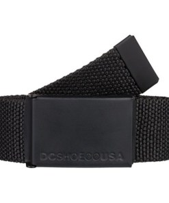 Curea unisex DC Shoes Scout Webbing Belt ADYAA03079-KVJ0
