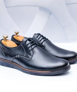 Pantofi barbati Piele albastri Golasio-rl
