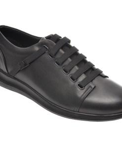 Pantofi OTTER negri, CAMPER, din piele naturala