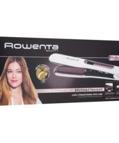 Rowenta Beauty Brush&Straight SF7510F0 placa de intins parul ROWBBSW_KHST20
