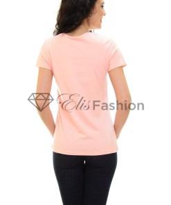 Tricou Paradise League Pink