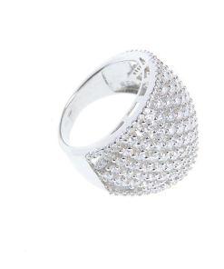 Inel argint, cu sclipiri cuceritoare