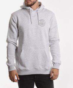 Makia Range Hooded Sweatshirt M40081 910