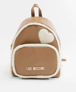 Love Moschino Studded Heart JC4299PP08KF120A Fantasy