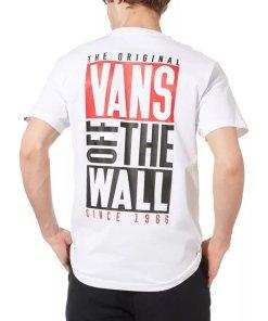 Vans New Stax T-shirt VA49Q6WHT