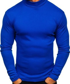 Maletă bărbați albastră Bolf 145347