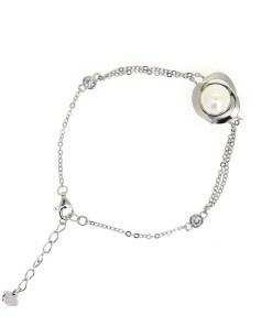 Bratara argint cu perla Claire