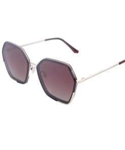 Ochelari de soare maro, pentru dama, Daniel Klein Trendy, DK4299-2